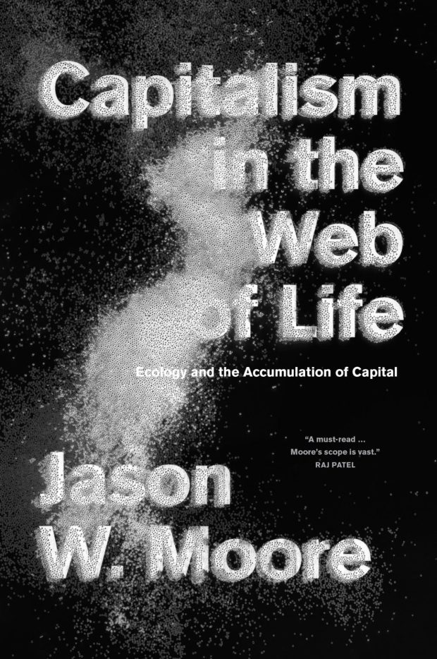 Capitalism in the Web design by Anne Jordan