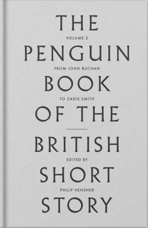 The Penguin Book of the British Short Story; design Matthew Young