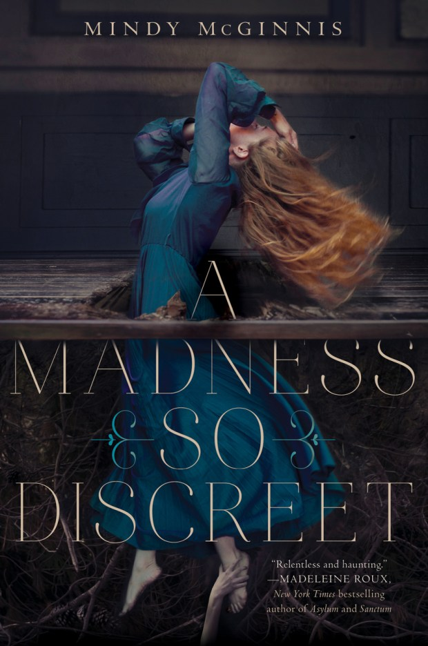 Madness So Discreet design Erin Fitzsimmons