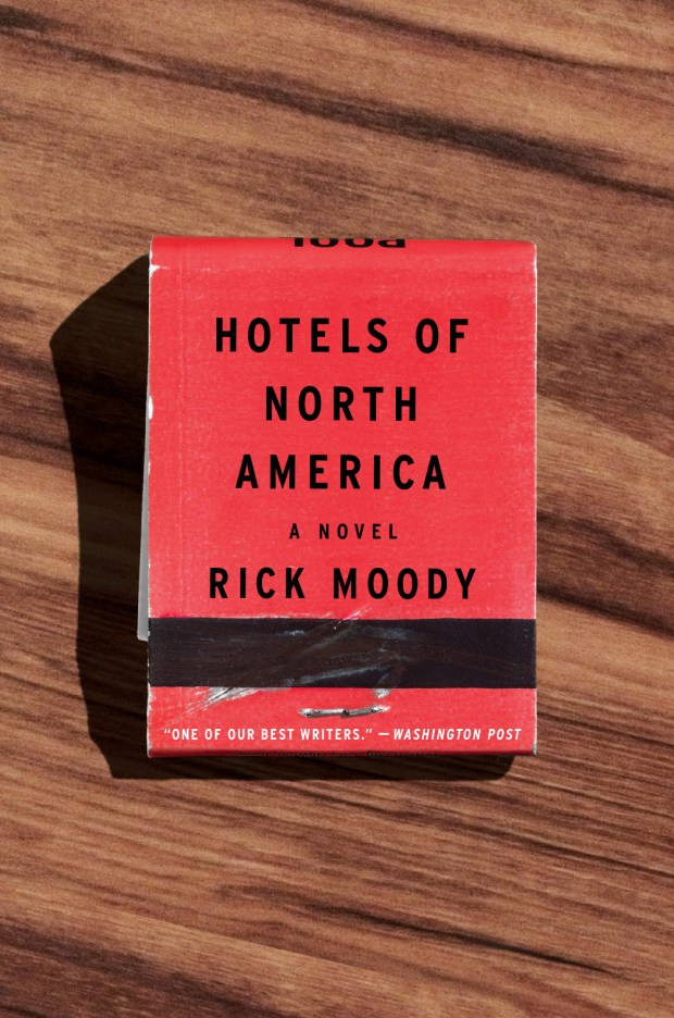 Hotels of North America design by Keith Hayes