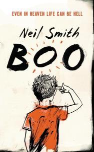 Boo by Neil Smith; design Suzanne Dean; illustration by Stephanie von Reiswitz (William Heinemann / May 2015)