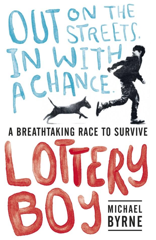 Lottery Boy design Jack Noel