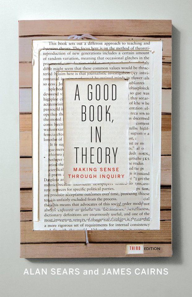 A Good Book design Ingrid Paulson