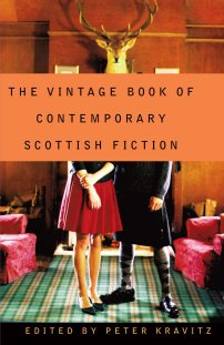 Contemporary Scottish Fiction design Megan Wilson