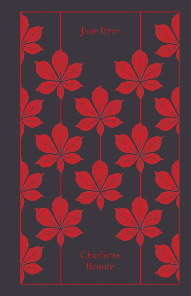 Jane Eyre Clothbound design Coralie Bickford Smith