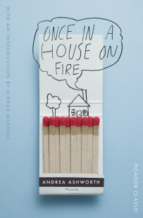 Once in a House on Fire design Justine Anweiler