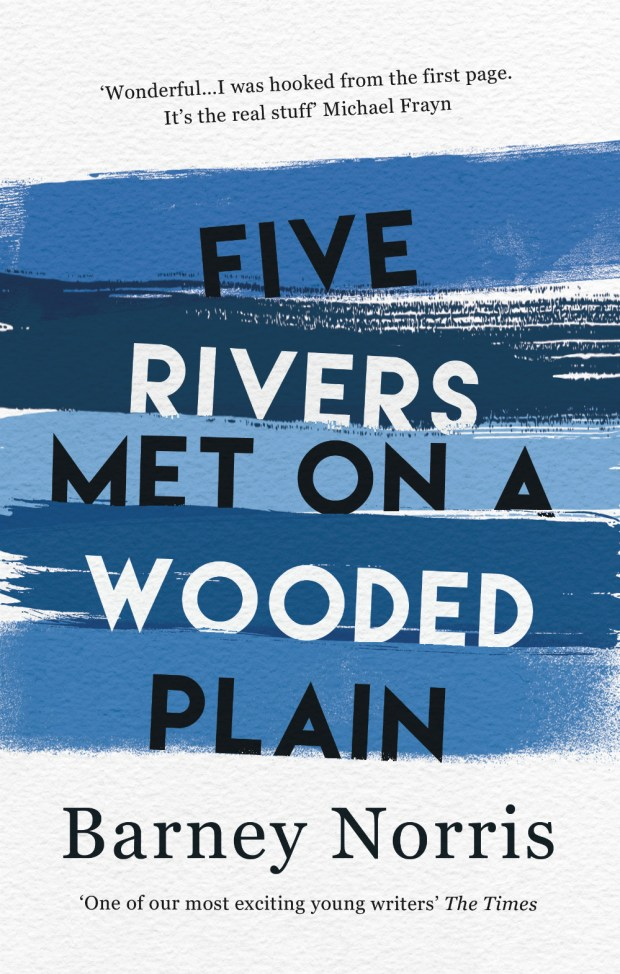 Five Rivers Met on a Wooded Plain design James Paul Jones