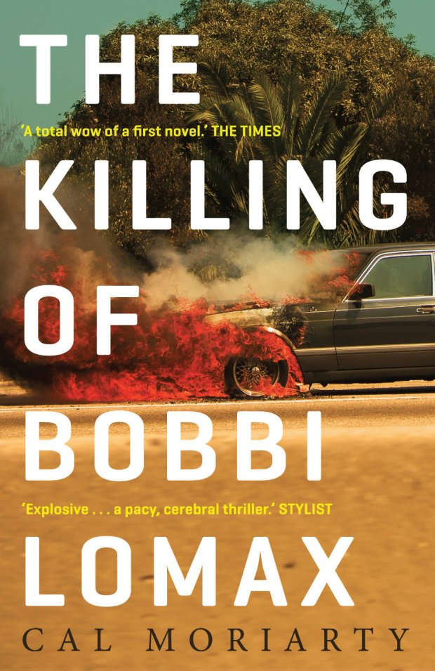 Killing Bobbi Lomax design Alex Kirby