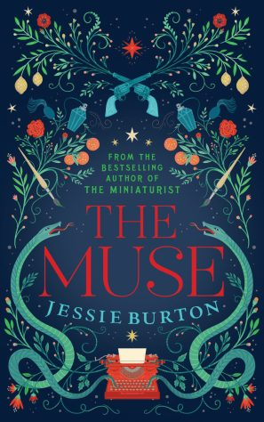The Muse design Ami Smithson cover art Lisa Perrin