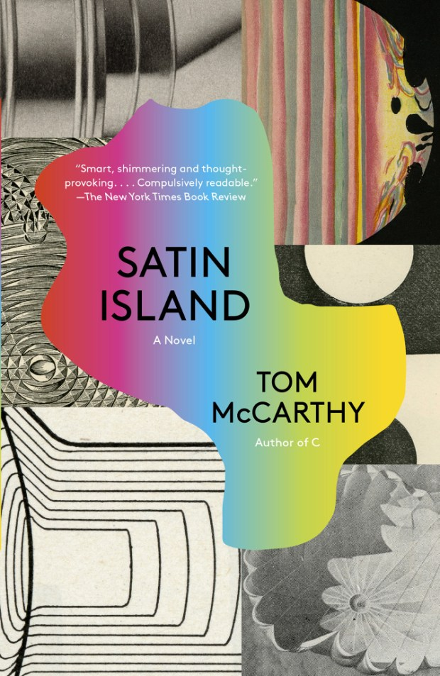 tom mccarthy satin island pdf