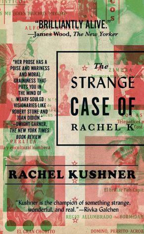 The Strange Case of Rachel K design by Paul Sahre (New Directions / September 2016)