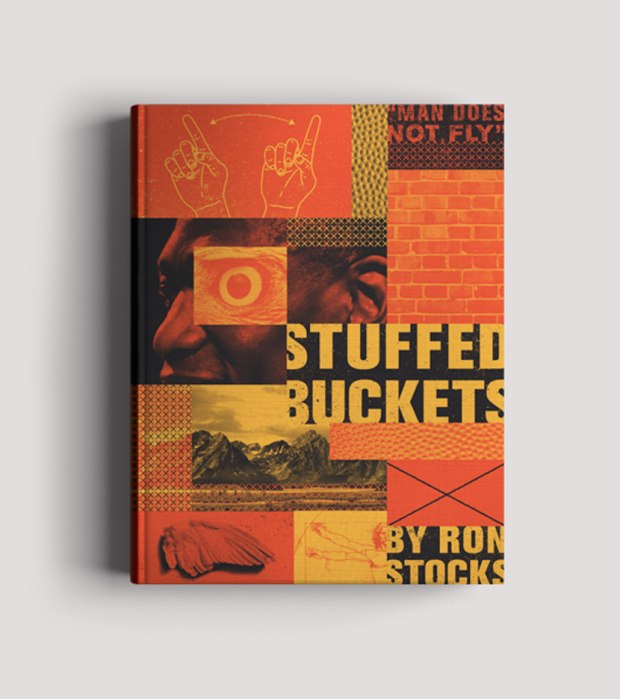 """Stuffed Buckets by Ron Stocks is a biography on retired NBA player and humanitarian Dikembe Mutombo. He was known for his insane blocking skills and signature finger wag. """