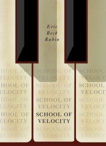 School of Velocity by Eric Beck Rubin; design Gray318 (Pushkin Press / November 2016)