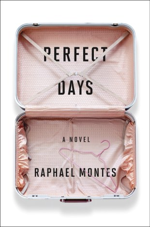 Perfect Days by Raphael Montes; design Keith Hayes (Penguin / February 2016)