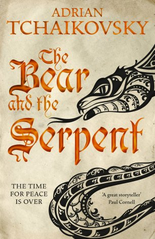 Bear and the Serpent design Neil Lang