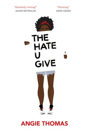 Hate U Give design Jenna Stempel