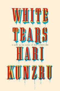 White Tears by Hari Kunzru; design by Peter Mendelsund (Knopf / March 2017)