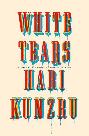 White Tears by Hari Kunzru; design by Peter Mendelsund (Knopf / March 2017)