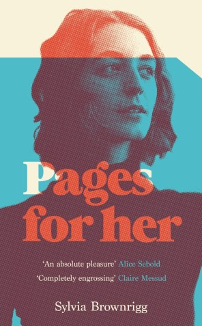 pages for her design by Justine Anweiler