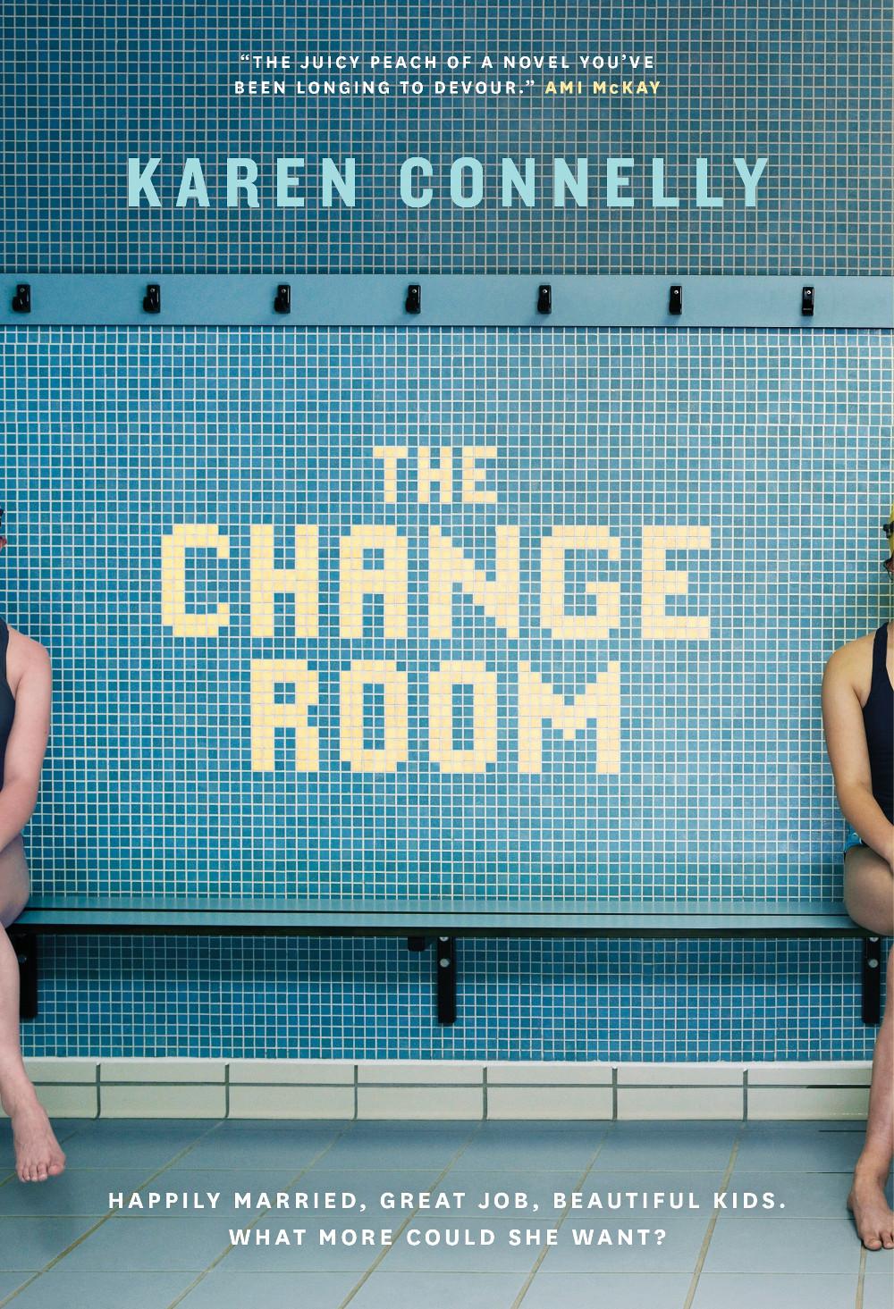 Karen Connelly Change Room
