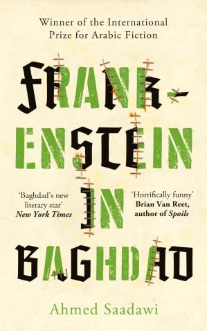 Frankenstein in Baghdad_Oneworld_Design James Jones