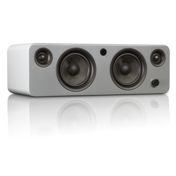 Kanto Speaker Single Grey