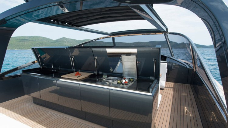 Alen 68 Exterior Kitchen