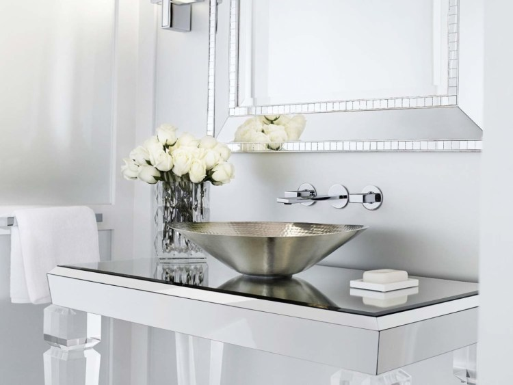 Baccarat Residences Second Bathroom Vanity
