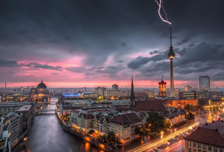 Amazing Photos from Top European Cities - Berlin