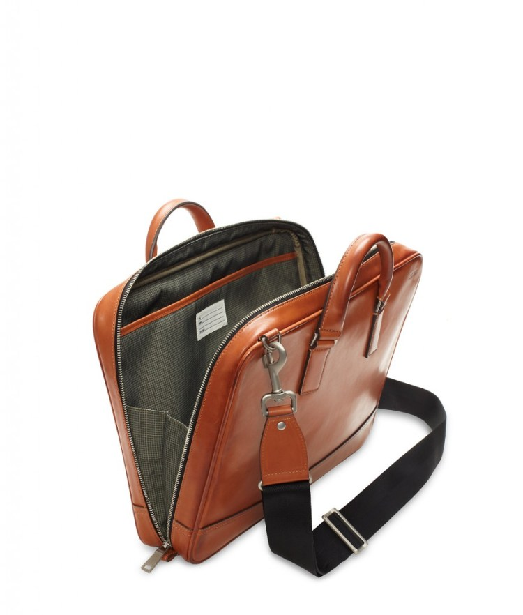 JAck Spade Fulton Leather Darrow