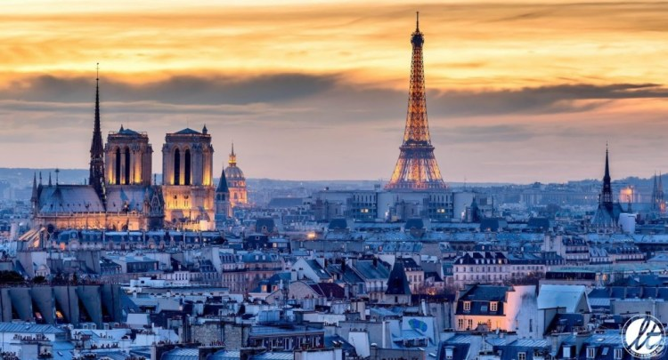 Amazing Photos from Top European Cities - Paris