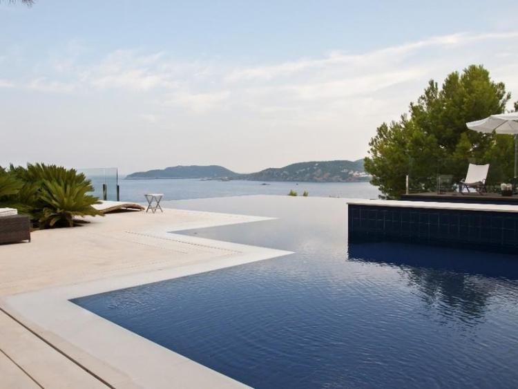 Pool with View