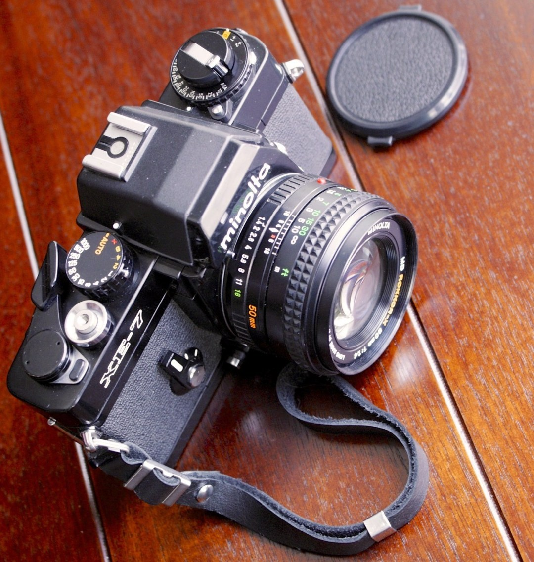 Minolta XE-7 SLR - Camera Review - Casual Photophile