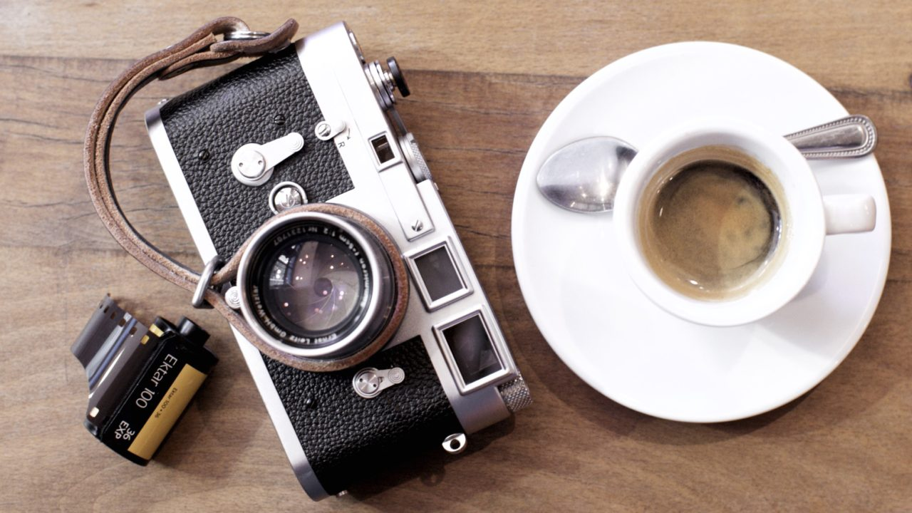 How to Slow Down & Love Photography ... Again