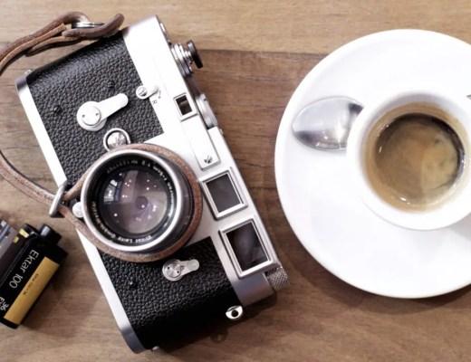 Leica M3 Cafe