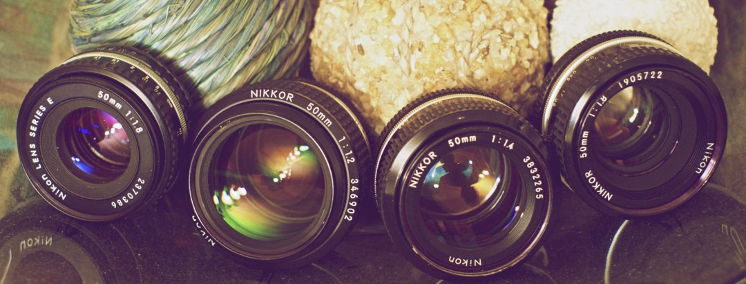Nikon 50mm Lens Shootout