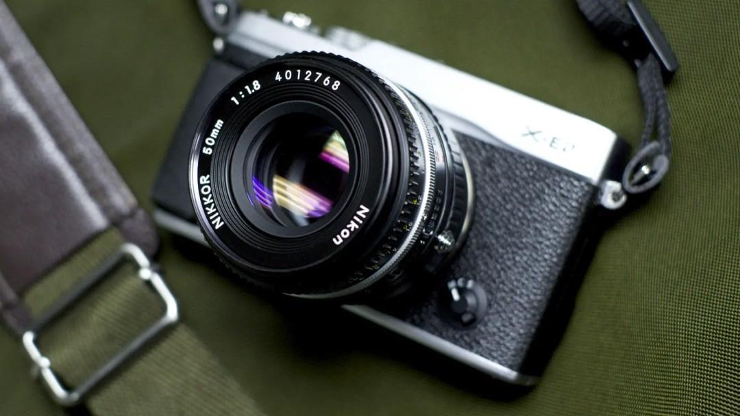 Nikon 50mm Lens Comparison 1