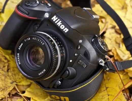 Nikon 50mm Lens Comparison 2