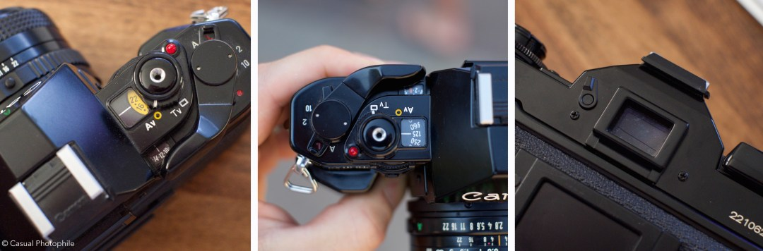 Canon A-1 Camera Review 12