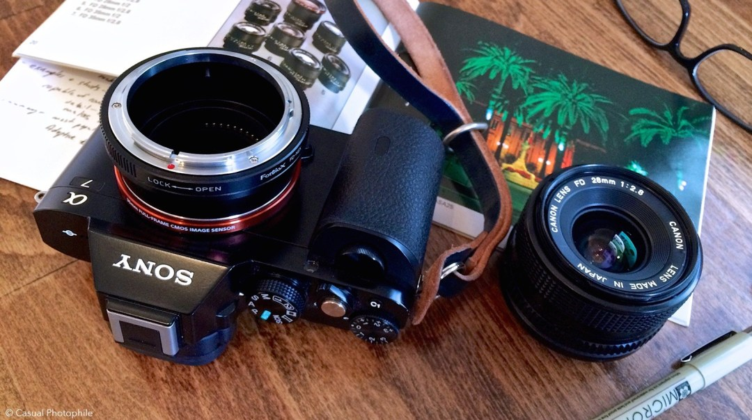 Canon FD 28mm 2.8 review 4