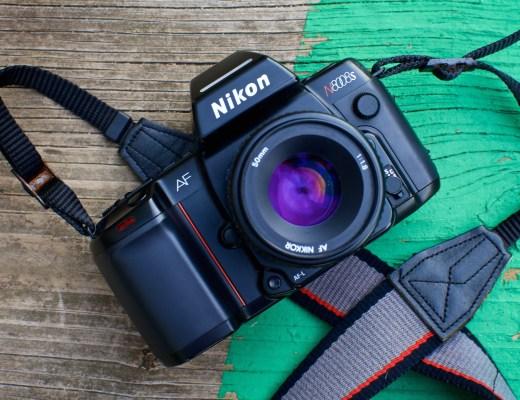 Nikon N8008s Review 2