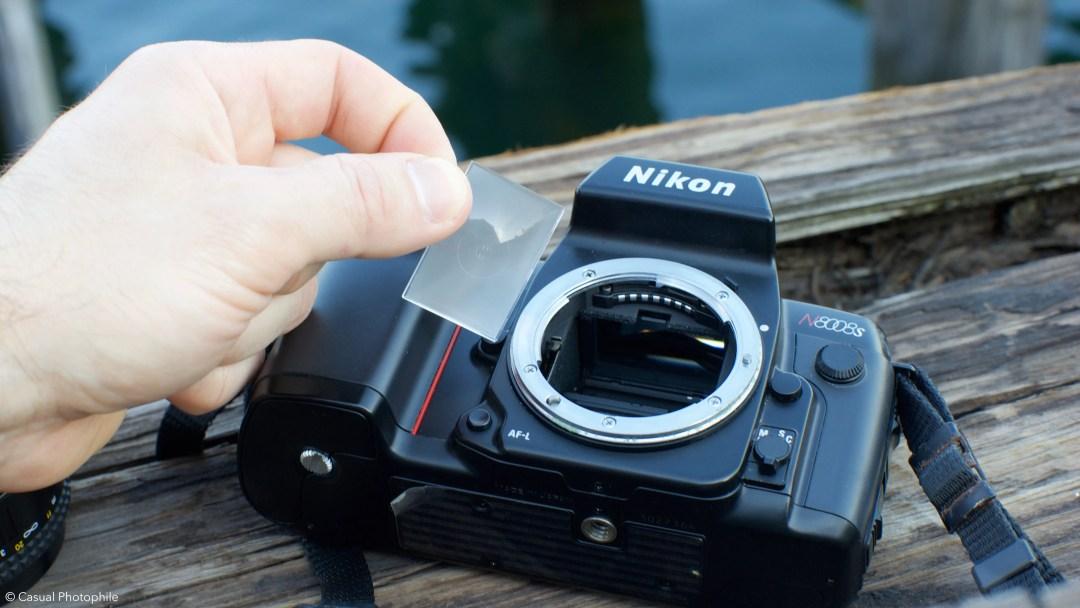 Nikon N8008s Review 5