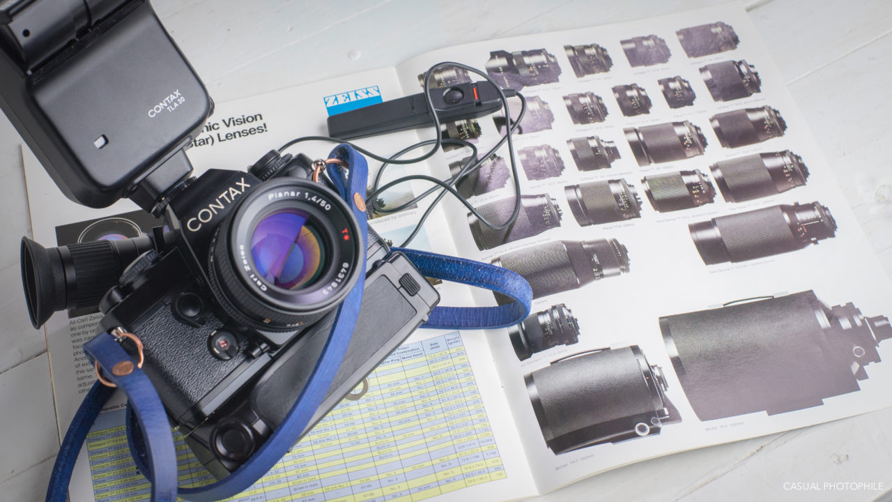 Contax 139 Quartz - Camera Review - Casual Photophile