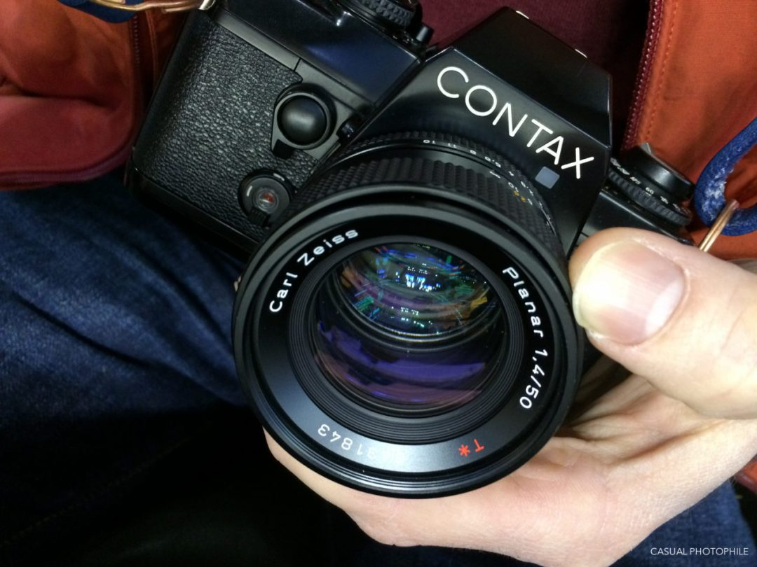 Contax 139 Quartz Review (6 of 11)