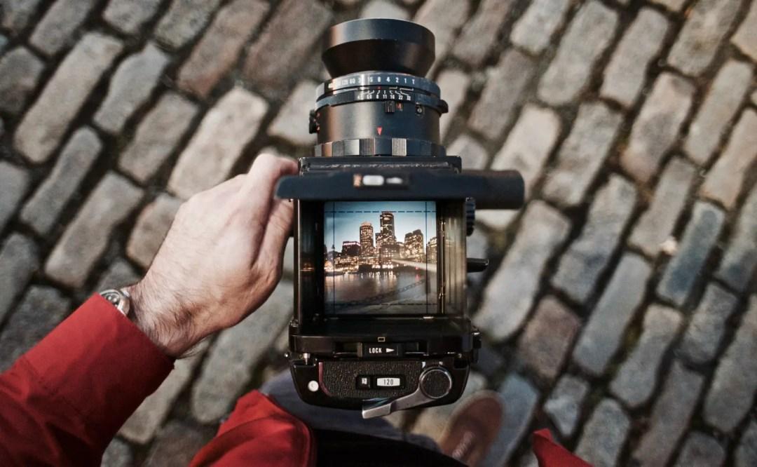 5 best medium format film cameras