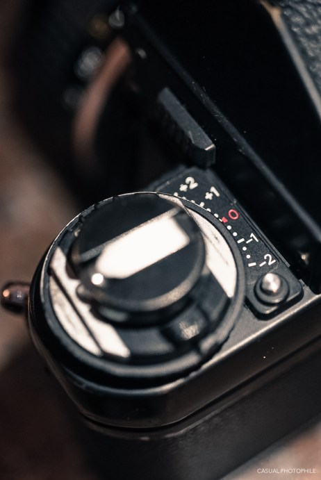 Nikon F3 Camera Review (10 of 11)