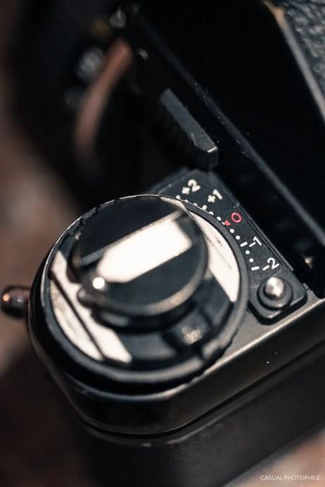 Nikon F3 Camera Review (10 of 11)
