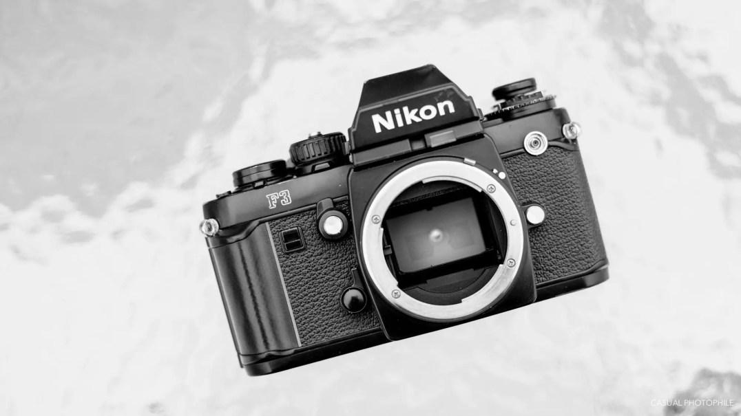 Nikon F3 Camera Review (7 of 11)
