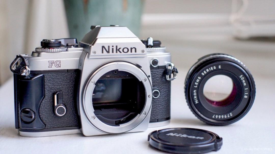 Nikon FG Camera Review (2 of 8)