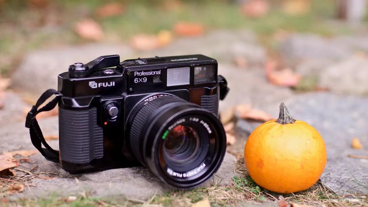 Fuji GW690 – Medium Format Camera Review